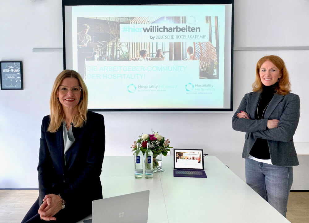 Anja und Merle HR Award