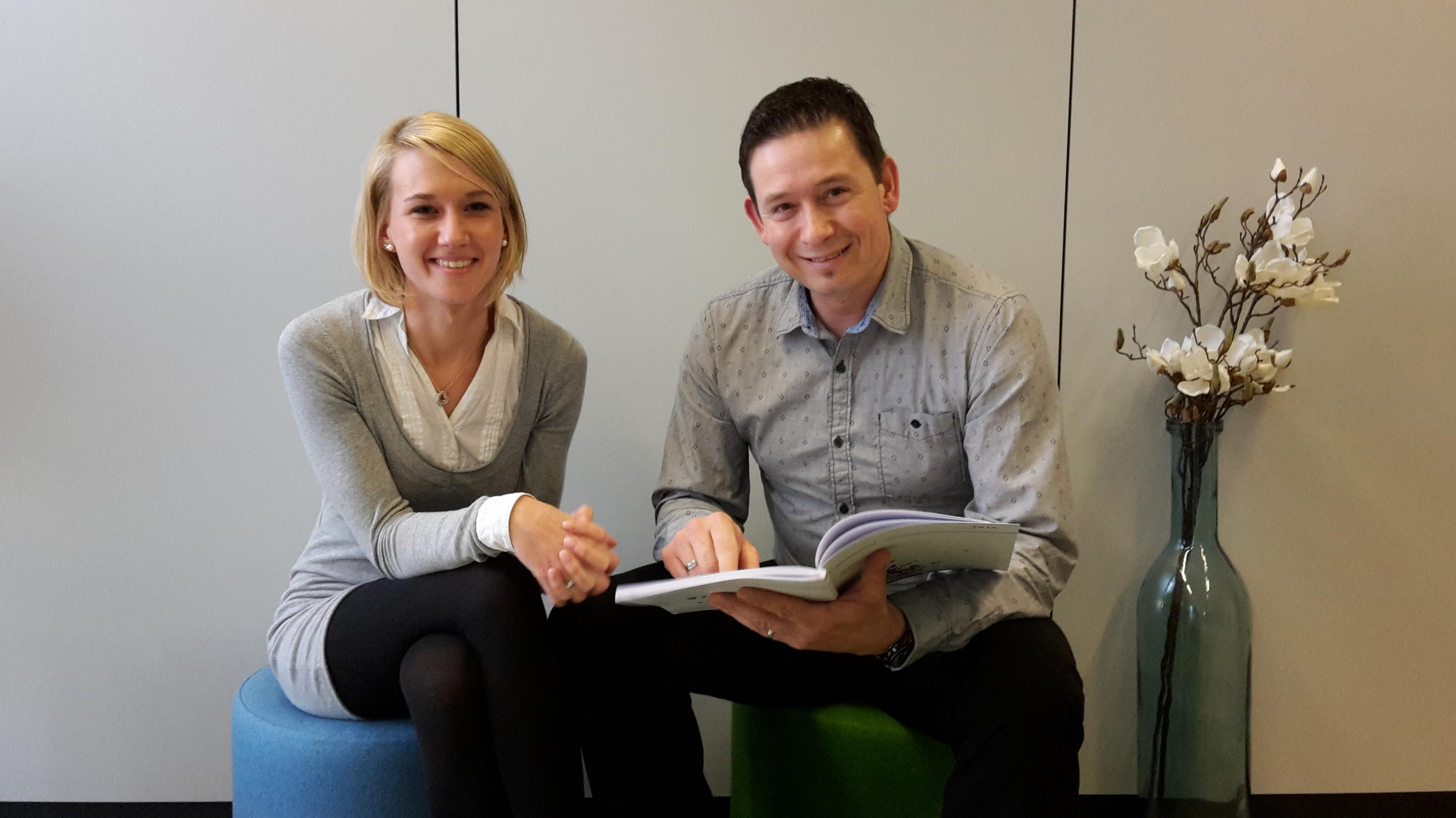 Gemeinsam an der DHA studieren? Lena & Jörg Heitz machen gemeinsam ...