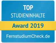 Top Studieninhalte Award 2019
